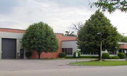 NTN Warehouse Building